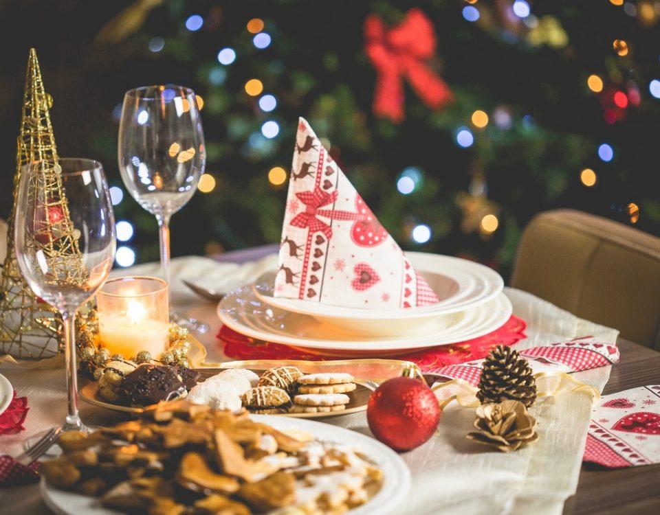 Hogyan mondj nemet a karácsonyi vacsoránál?