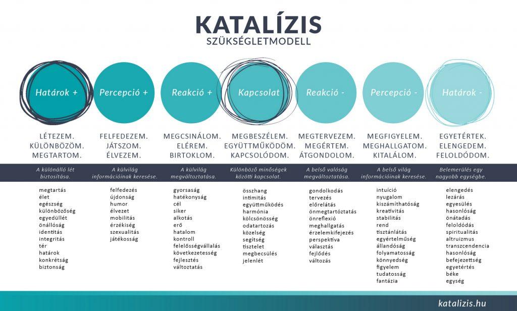 Katalízis szükséglet modell