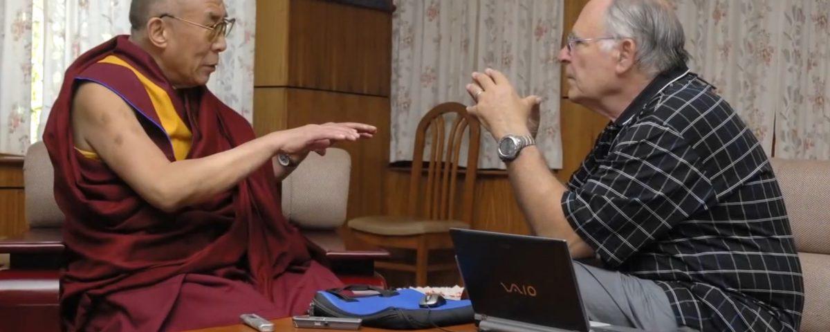 A Dalai Láma és Paul Ekman - Érzelmek Atlasza