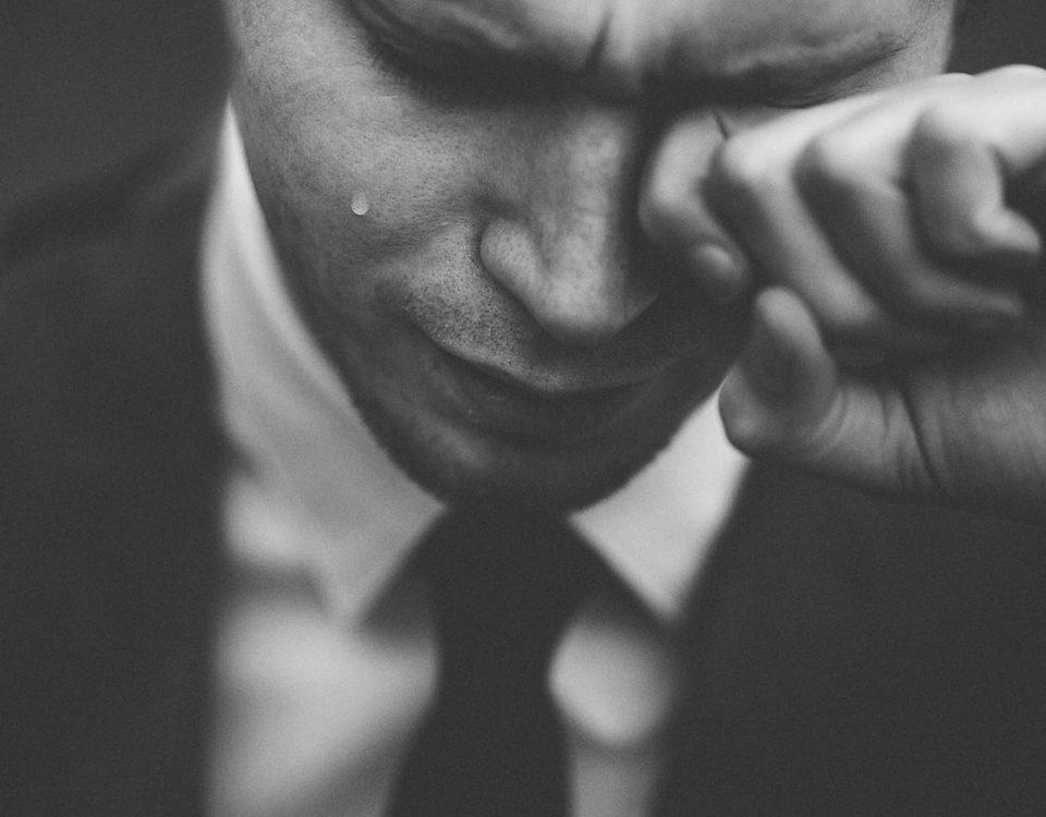 Nincssemmibaj és társai – 8 mondat, ami ront a helyzeten, ha valaki sír
