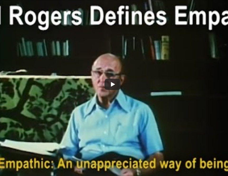 Carl Rogers - Empátia
